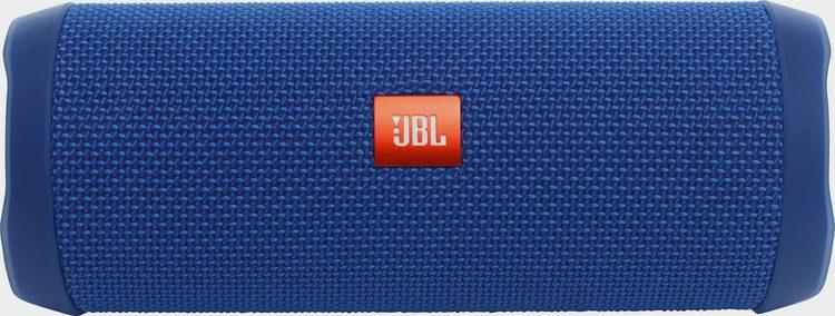 JBL Flip 4 Portable-Lautsprecher (Bluetooth, 16 W, Wasserdicht gemäß Schutzklasse IPX7, JBL Connect+, Freisprechfunktion, integrierter Sprachassistent, JBL Bass-Strahler)