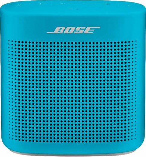 Bose SoundLink Portable-Lautsprecher (Bluetooth, Color Bluetooth® speaker II)