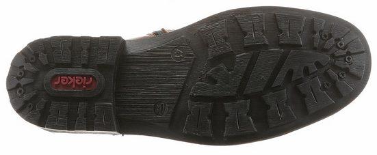Rieker Stiefelette, mit zusätzlichem Innenreißverschluss