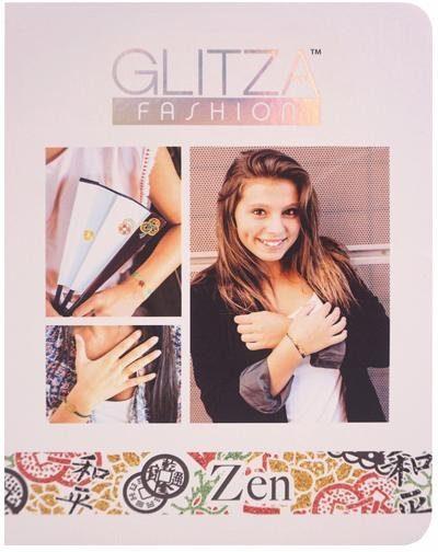 knorr toys Kreativset, »GLITZA FASHION Deluxe Set Zen«