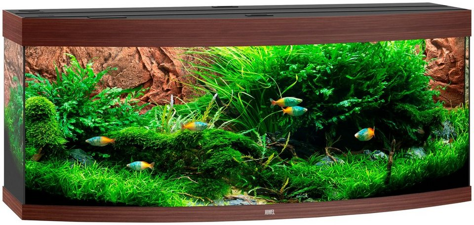 juwel aquarien aquarium vision 450 bxtxh 151x61x64 cm 450 liter online kaufen otto. Black Bedroom Furniture Sets. Home Design Ideas