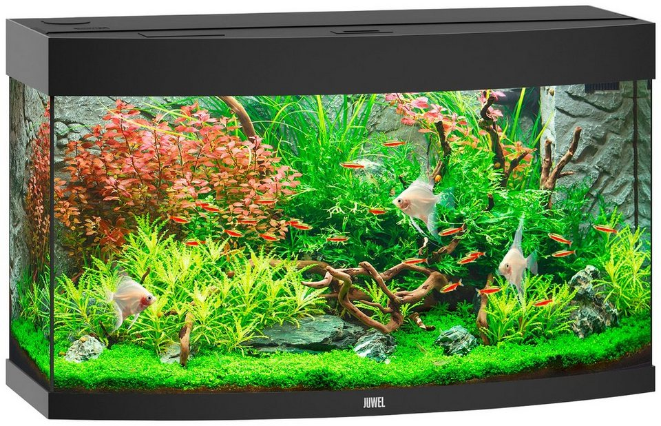 juwel aquarien aquarium vision 180 led bxtxh 92x41x55 cm 180 liter online kaufen otto. Black Bedroom Furniture Sets. Home Design Ideas