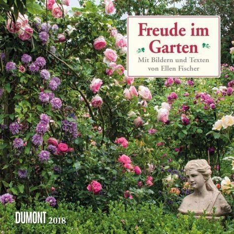 Kalender »Freude im Garten 2018«