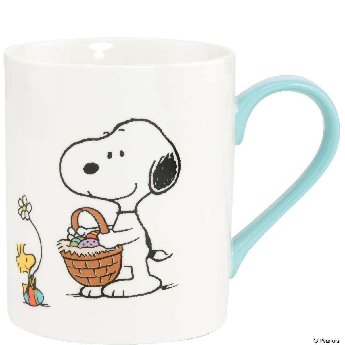 BUTLERS PEANUTS »Tasse Snoopy und Woodstock«