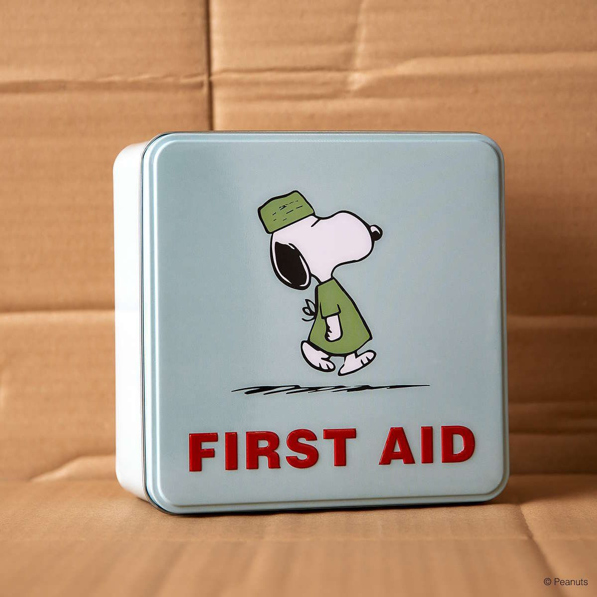 BUTLERS PEANUTS »Dose First Aid«