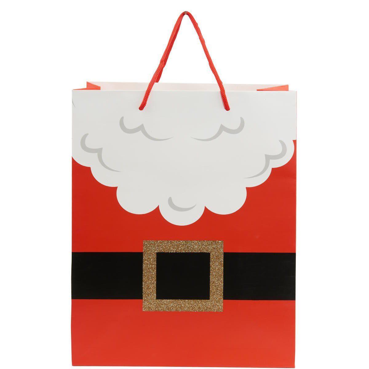 BUTLERS X-MAS »Geschenktüte Santa groß«