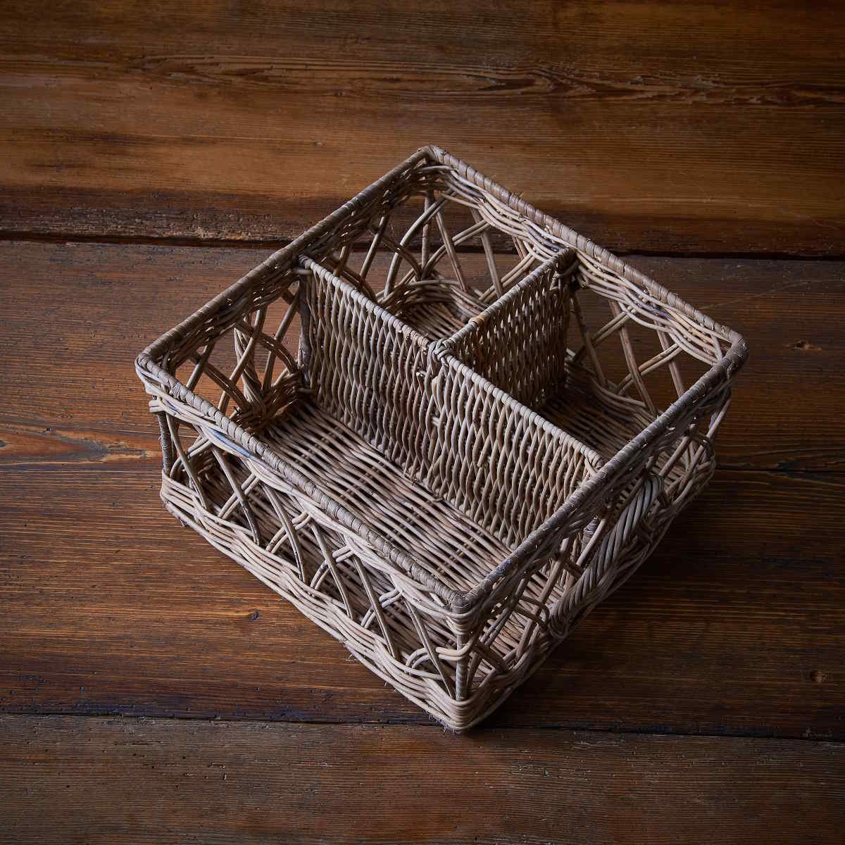 BUTLERS WILLOW »Menagerie 25x25x14cm Rattan«