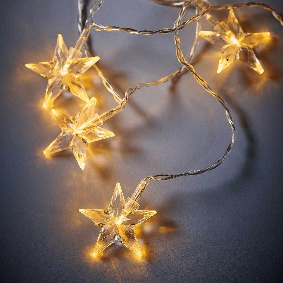 butlers star lights led lichterkette sterne 10 lichter online kaufen otto. Black Bedroom Furniture Sets. Home Design Ideas