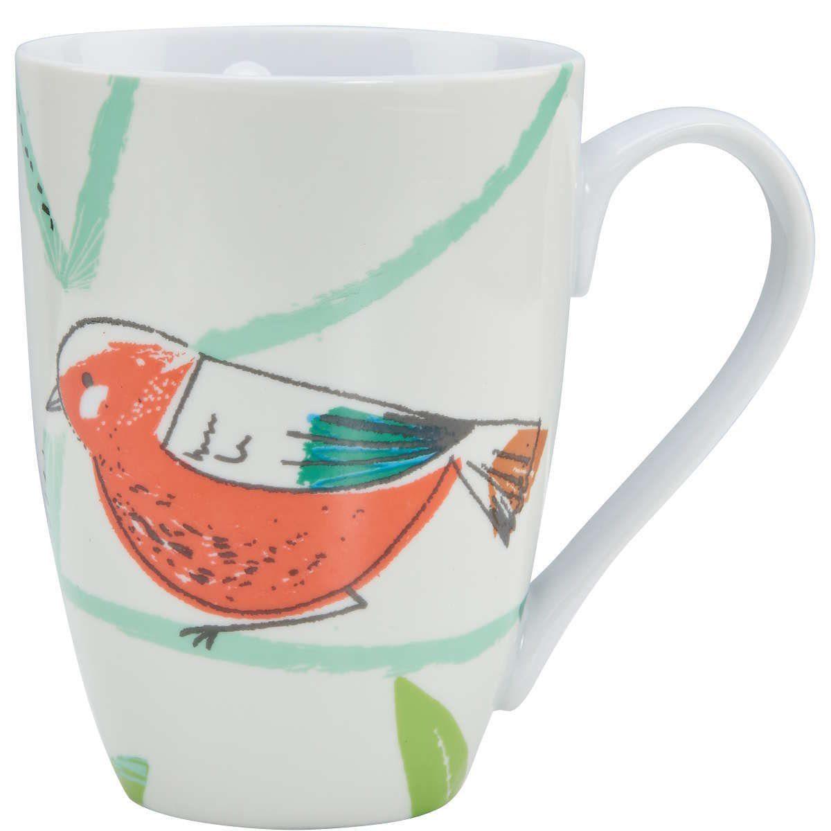 BUTLERS SUMMER BIRDS »Tasse Vogel«