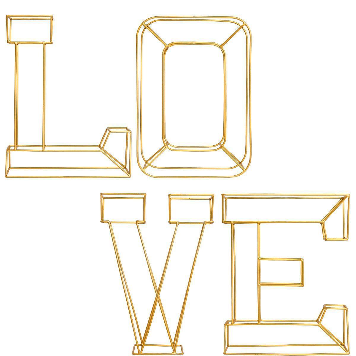 BUTLERS LOVE »Love Buchstaben-Set«