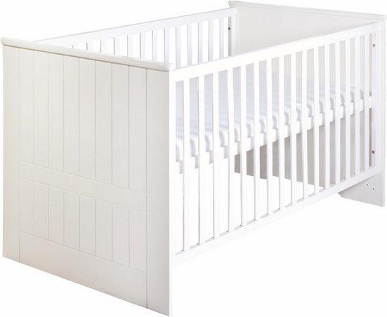 roba® Babybett »Kombi-Kinderbett Dreamworld 3«