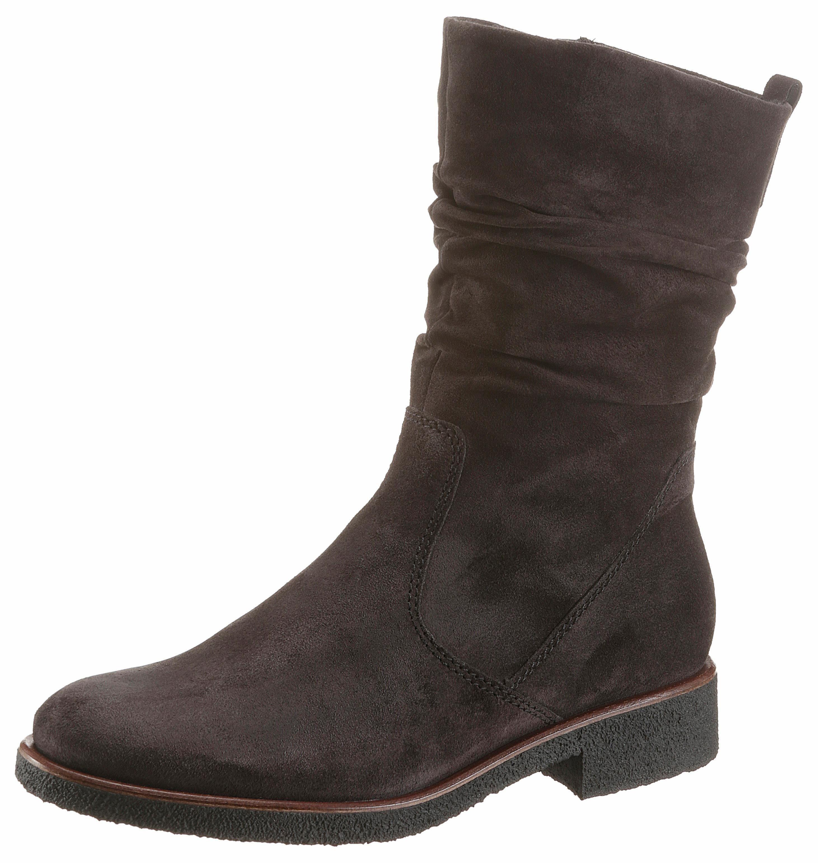 Gabor Stiefel mit modischen Raffungen, Weite G (=weit) online kaufen | OTTO