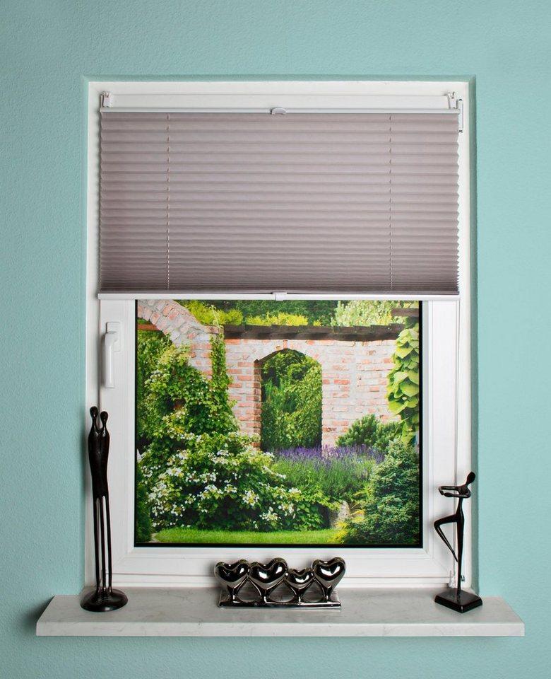 plissee nolan home wohnideen blickdicht ohne bohren verspannt online kaufen otto. Black Bedroom Furniture Sets. Home Design Ideas