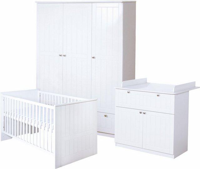 Babyzimmer - Roba® Babyzimmer Komplettset »Dreamworld 3«, 3 türig  - Onlineshop OTTO