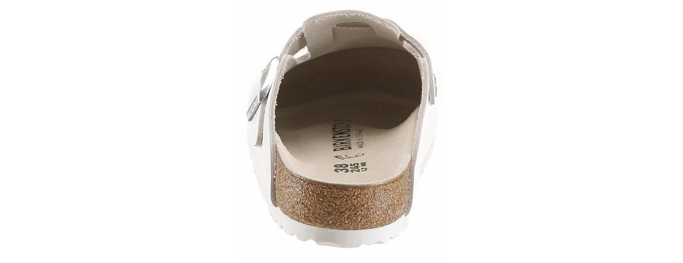 Birkenstock BOSTON Clog, mit ergonomisch geformten Fußbett
