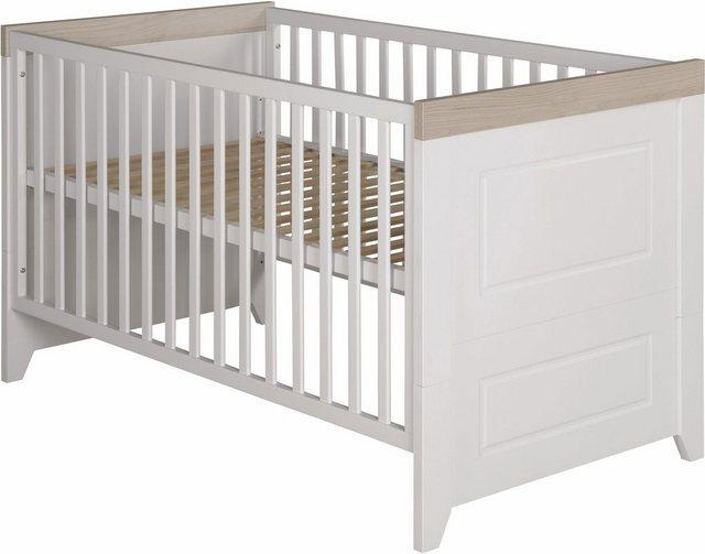 Babybetten - Roba® Babybett »Kombi Kinderbett Felicia«  - Onlineshop OTTO