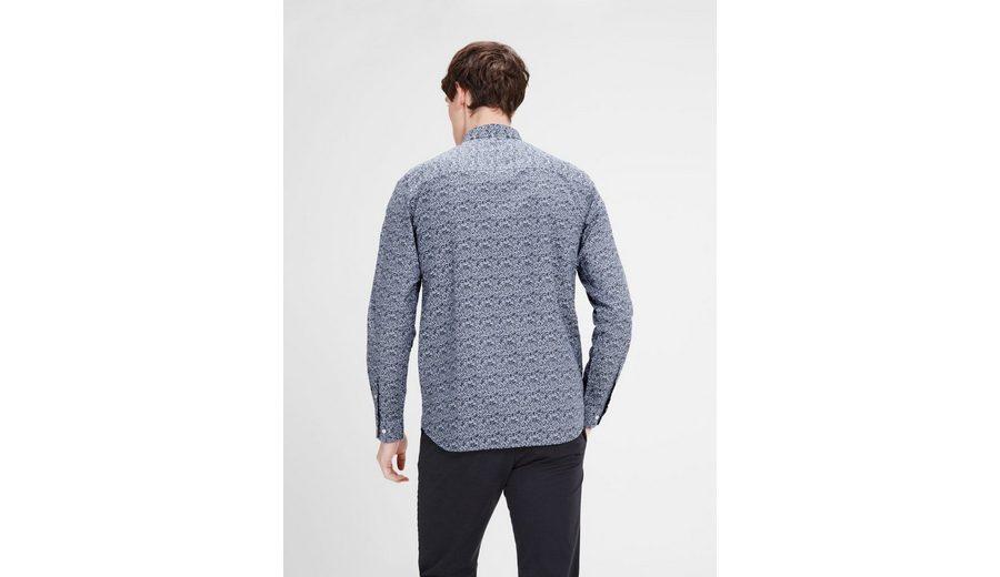 Jack & Jones Blumiges Langarmhemd Großhandelspreis Profi Zu Verkaufen Rabatt Hohe Qualität GpaMQxq