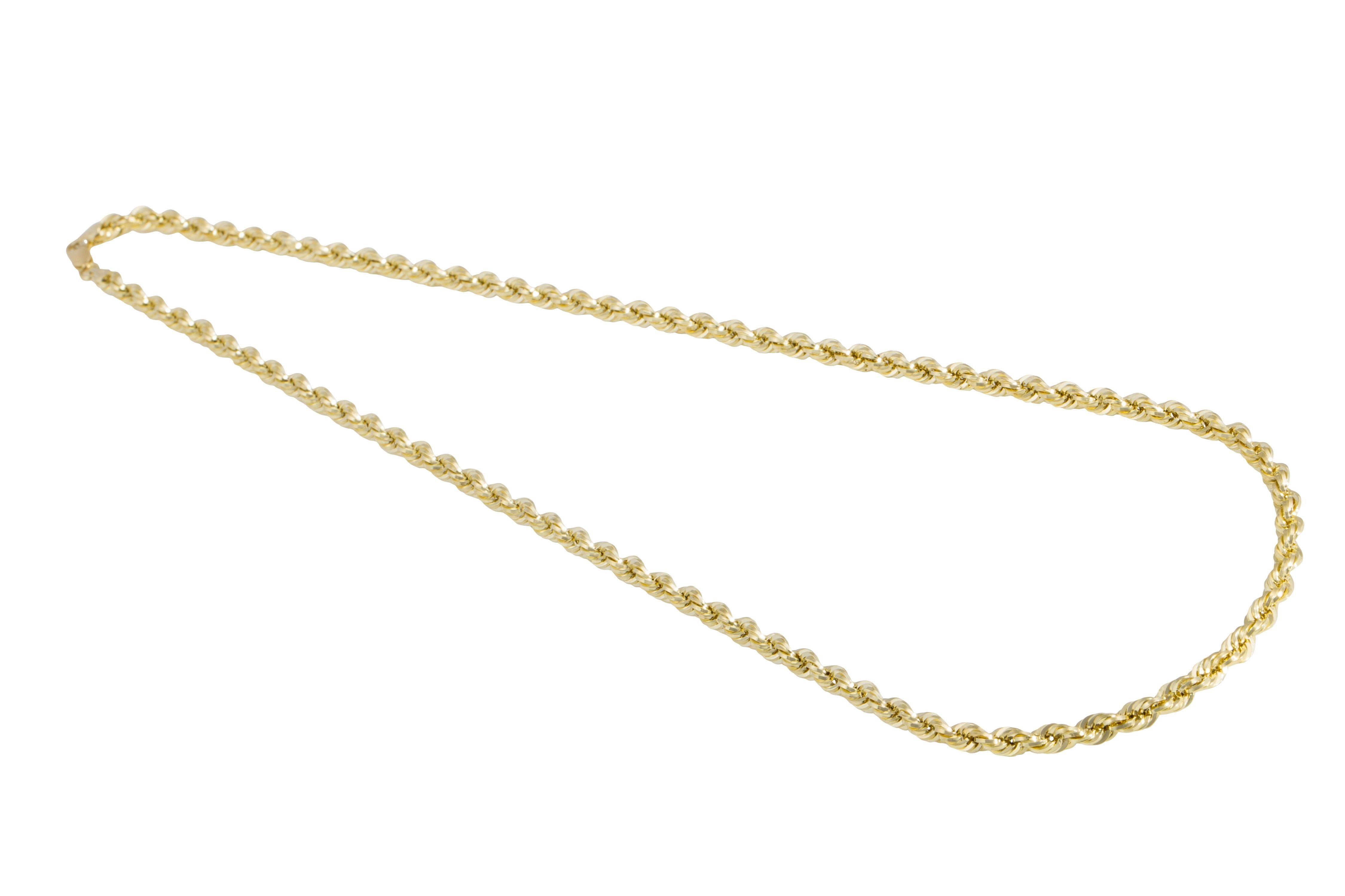 Firetti Goldkette »im Kordelstil«