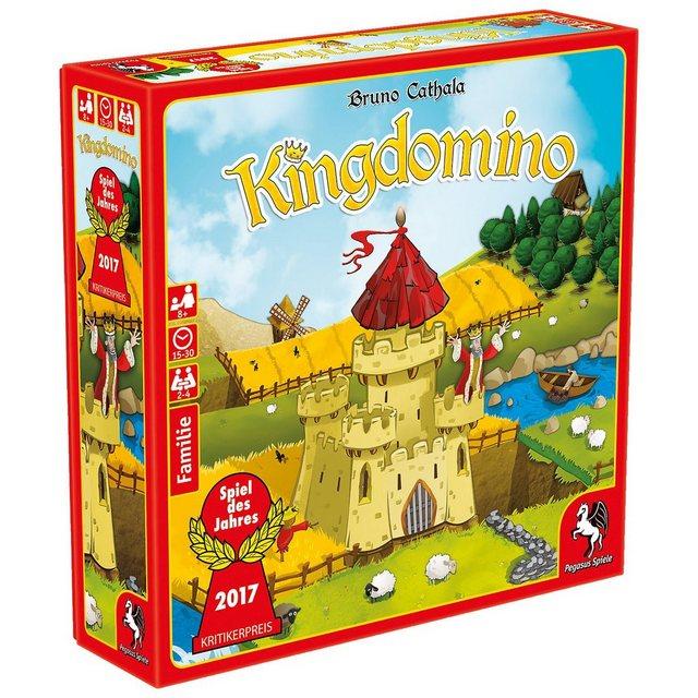 Image of Kingdomino (Spiel des Jahres 2017), Neuauflage
