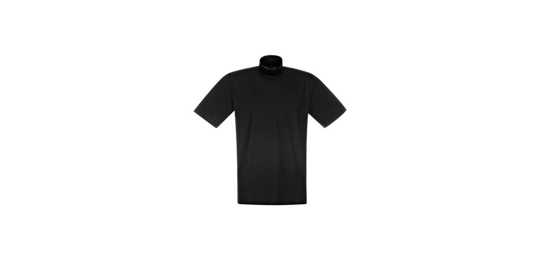 TRIGEMA T-Shirt mit Stehkragen Modisch Kauf Spielraum Rabatte Suche Zum Verkauf 68Rsvd