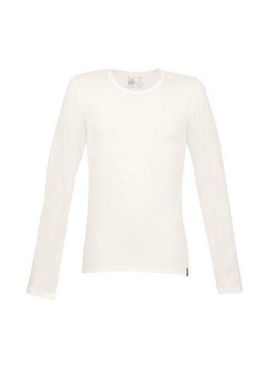 Trigema Sport Shirt Made Of Merino Wool