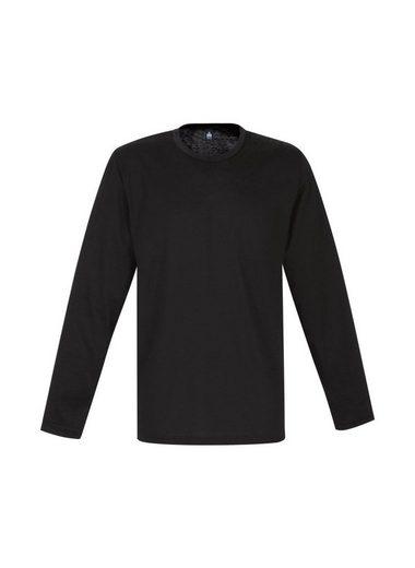 TRIGEMA Langarmshirt aus 100% Baumwolle