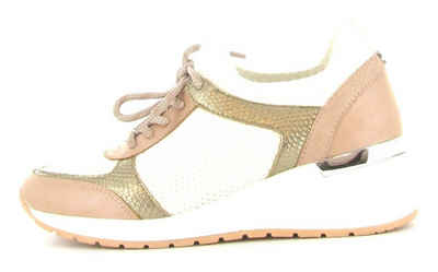 La Strada »Fashion Sneaker on Wedge« Slip-On Sneaker mit Kontrastbestz