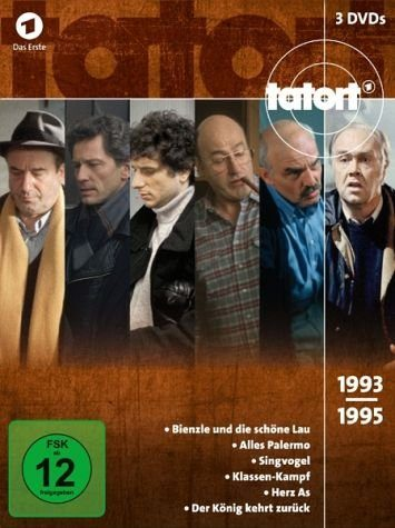 DVD »Tatort Klassiker – 90er Box 2«