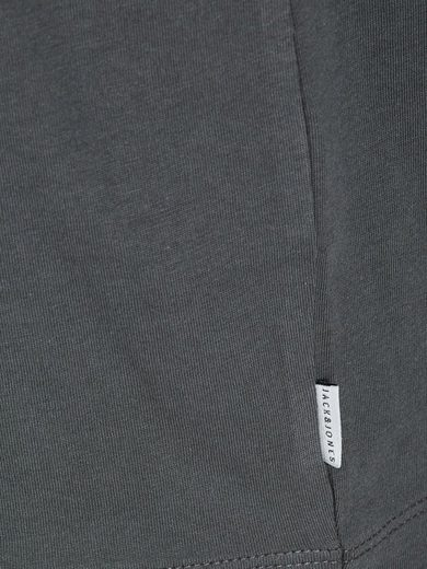 Jack & Jones Einfarbiges Regular Fit T-Shirt