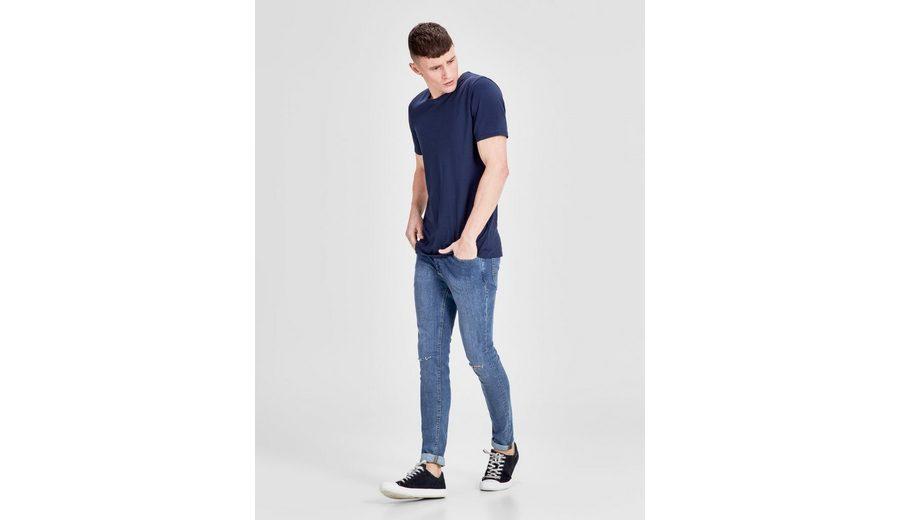 Jack & Jones LIAM ORIGINAL AM 115 Skinny Fit Jeans Rabatt-Countdown-Paket x8HDx5