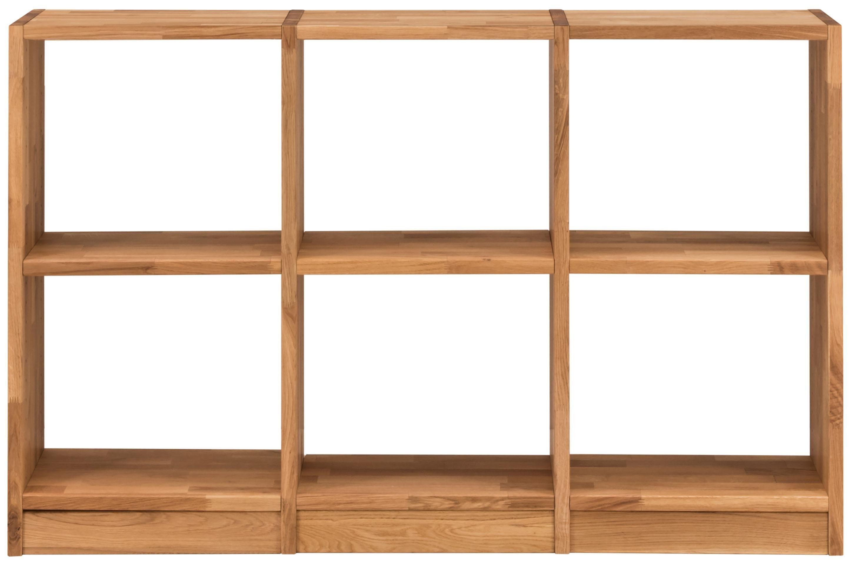 Premium collection by Home affaire Regalelement »Ecko«, Breite 136 cm, mit 6 Fächern