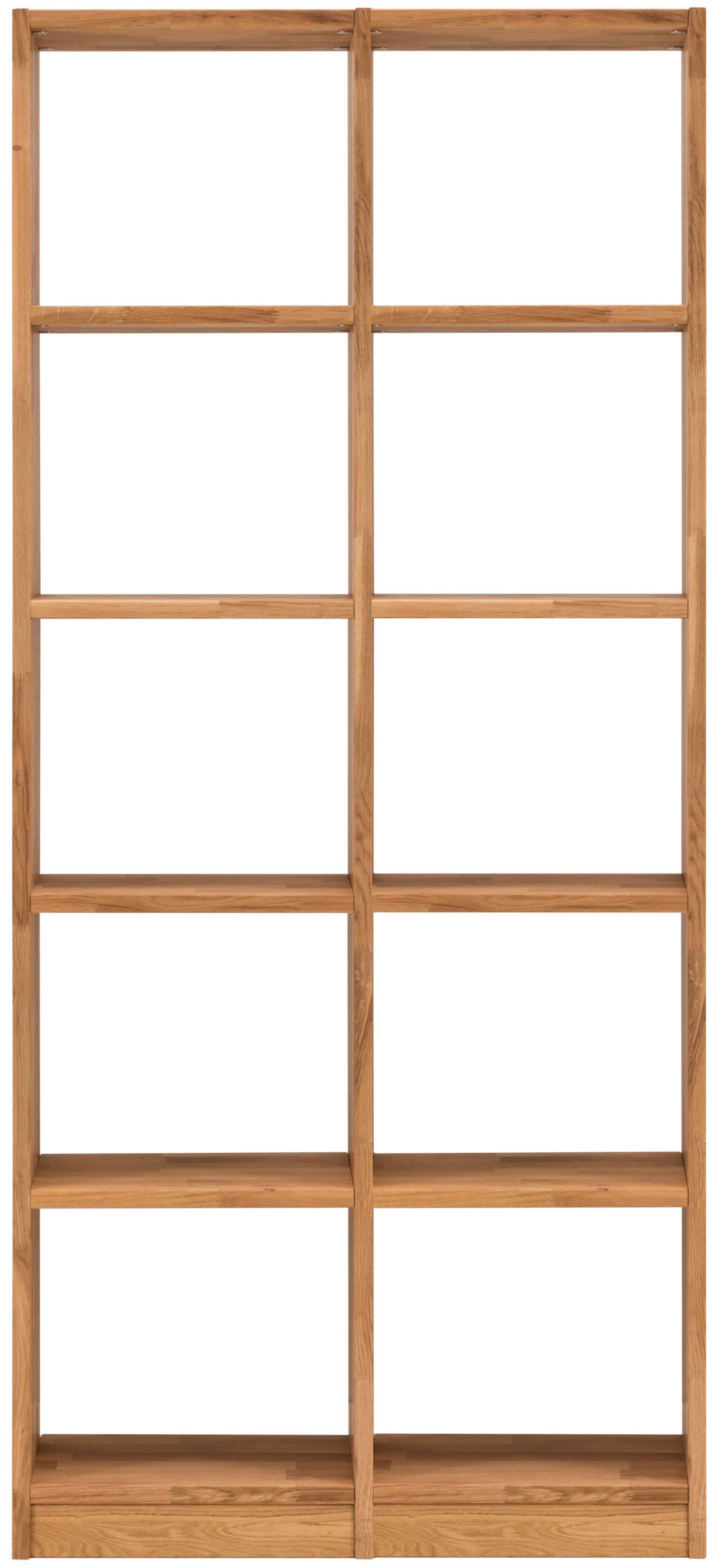 Premium collection by Home affaire Regalelement »Ecko«, Breite 92 cm, mit 10 Fächern