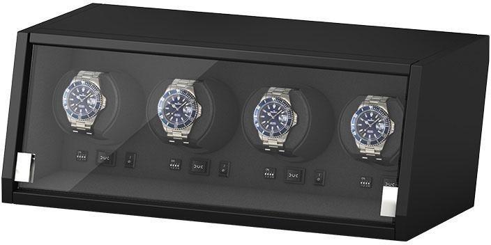Boxy Uhrenbeweger »Castle, 309400« | Uhren > Uhrenbeweger | Schwarz | Boxy