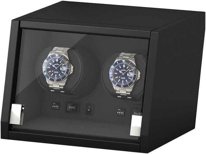 Boxy Uhrenbeweger »Castle, 309399« | Uhren > Uhrenbeweger | Schwarz | Boxy