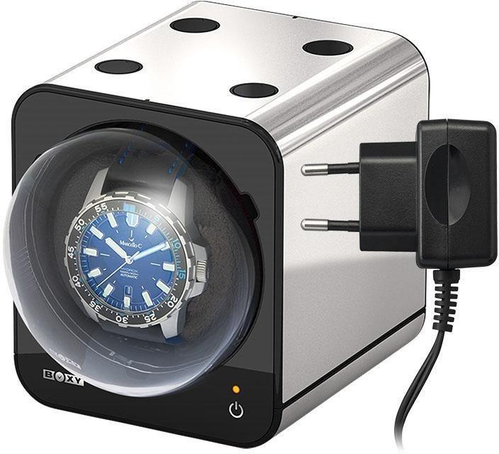 Boxy Uhrenbeweger »Fancy Brick, 309381«, mit individuell programmierbarem Motor | Uhren > Uhrenbeweger | Boxy