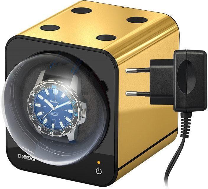 Boxy Uhrenbeweger »Fancy Brick, 309409«, mit individuell programmierbarem Motor