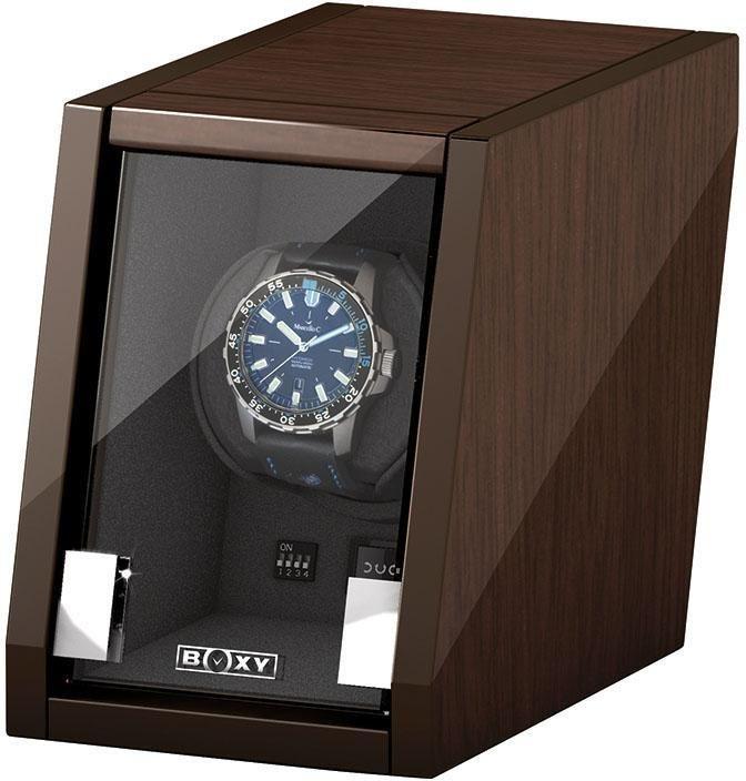 Boxy Uhrenbeweger »Castle, 309383«   Uhren > Uhrenbeweger   Braun   Boxy