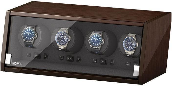 Boxy Uhrenbeweger »Castle, 309385« | Uhren > Uhrenbeweger | Braun | Boxy