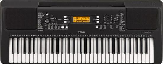 Yamaha Keyboard »PSR-E363«, mit 154 vorinstallierten Preset Songs