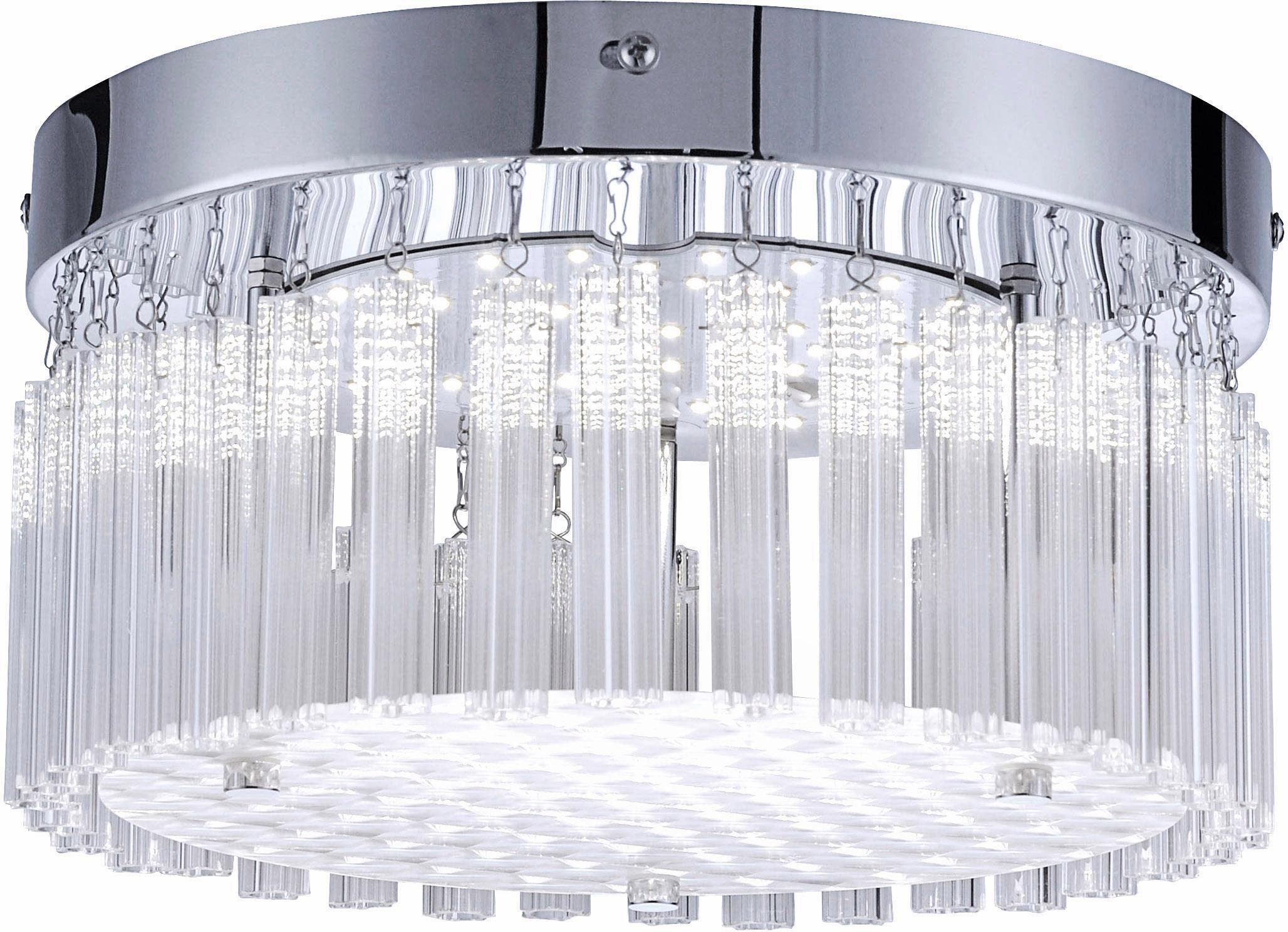 Leuchten Direkt LED Deckenleuchte »LEA«, Mit Acrylglasanhängern online kaufen | OTTO