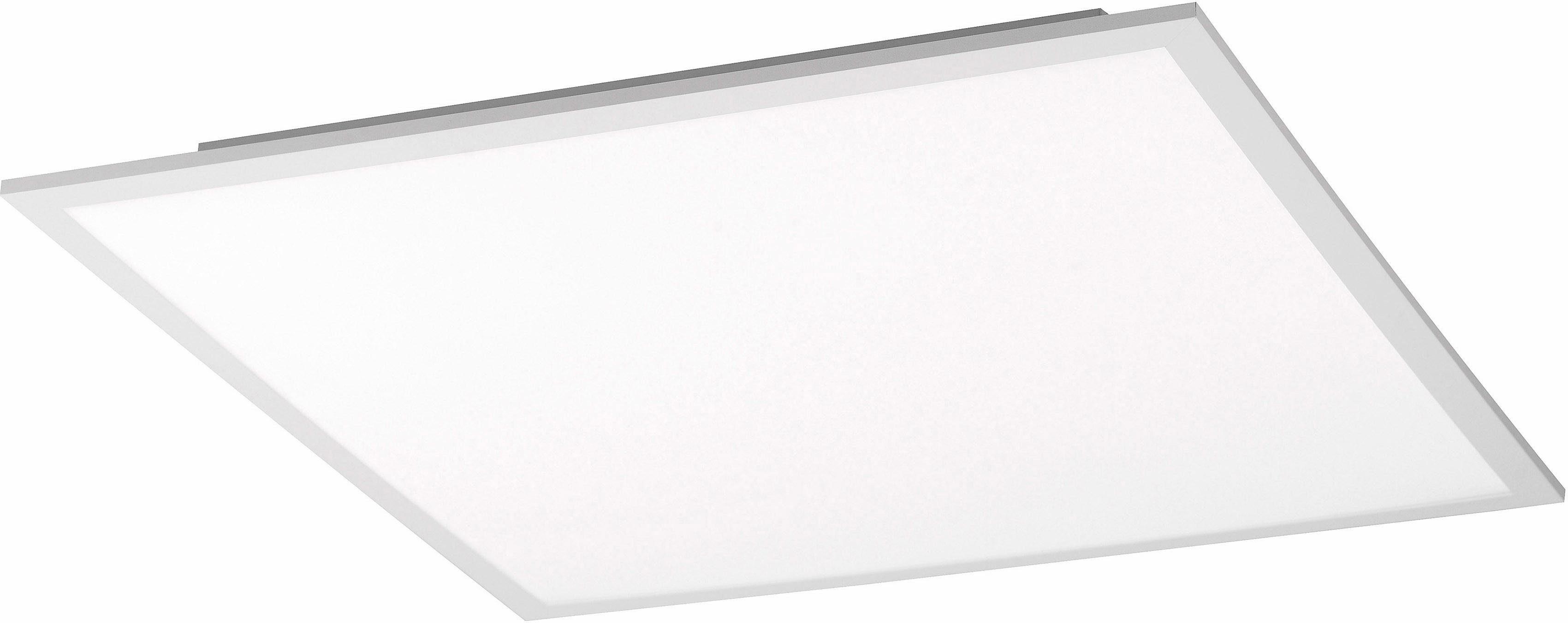 Leuchten Direkt LED Deckenleuchte, RGBW, 62 x 62 cm, »FLAT«
