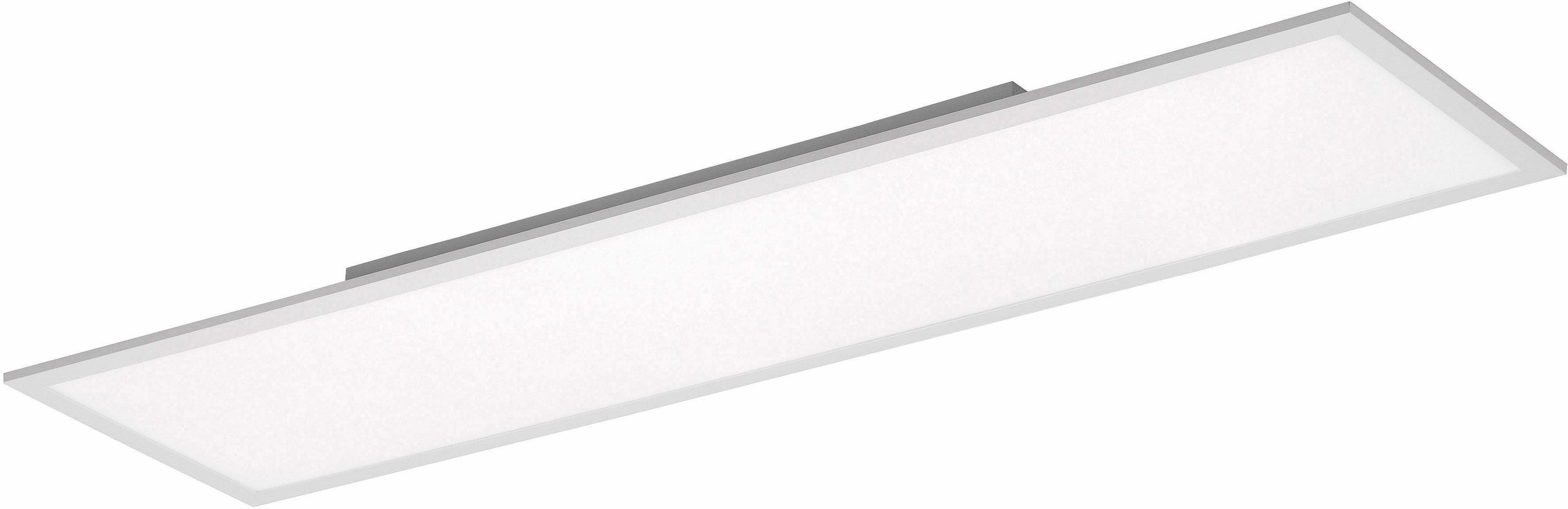 Leuchten Direkt LED Deckenleuchte, RGBW, 120 x 30 cm, »FLAT«