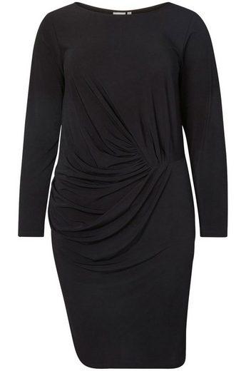 JUNAROSE Detailloses Kleid