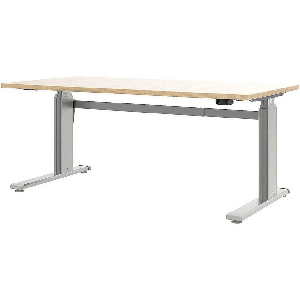 Wellemöbel Schreibtisch 140 cm »Easy Up« kaufen | OTTO