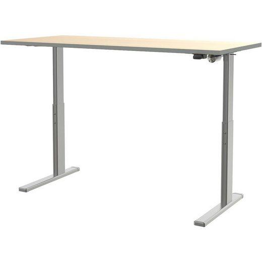 Wellemöbel Schreibtisch höhenverstellbar (elektrisch) 120 cm »Alto«