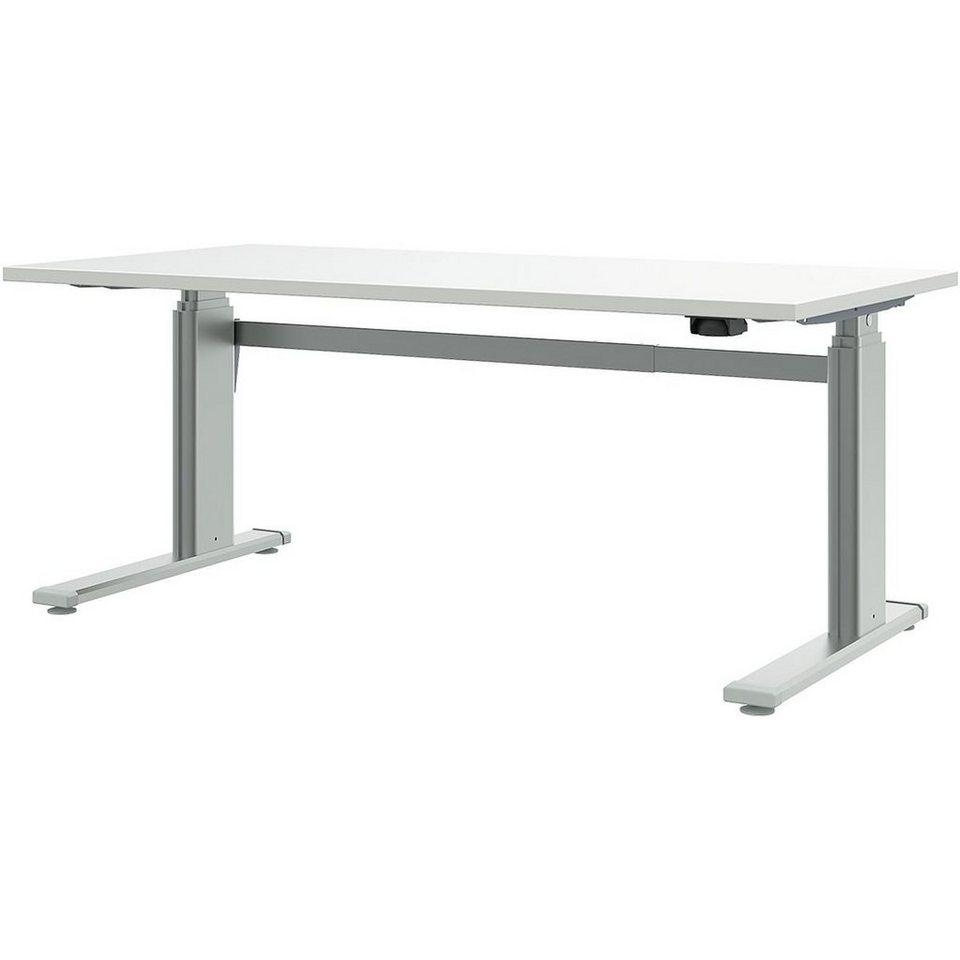 Wellemöbel Schreibtisch 120 cm »Easy Up« kaufen | OTTO