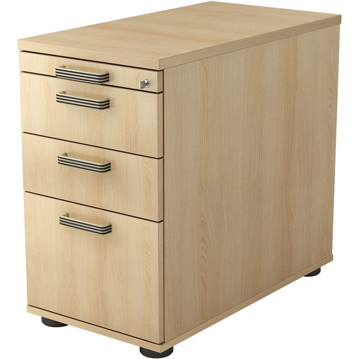HAMMERBACHER Standcontainer mit Hängeregistratur »R-Line« | Büro > Büroschränke > Container | Abs | HAMMERBACHER