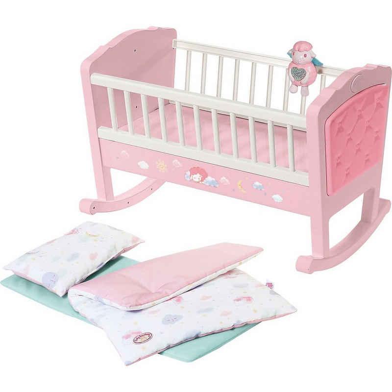 Zapf Creation® Puppenhausmöbel »Baby Annabell® 703236 Sweet Dreams Wiege«