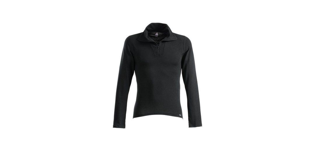 TRIGEMA Langarm Ski/Sport Shirt Preiswerte Art Und Stil Billig Verkaufen Mode Günstig Kaufen Perfekt Günstig Kaufen Aus Deutschland Freies Verschiffen Des Niedrigen Preises p2N6r8