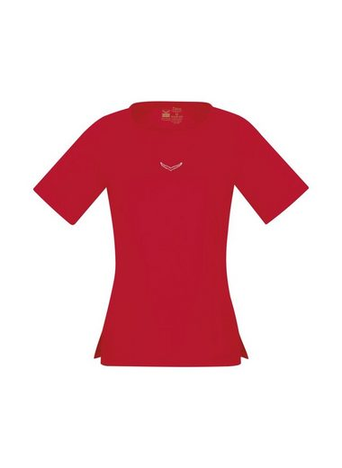 TRIGEMA T-Shirt DELUXE Baumwolle mit Swarovski® Kristallen